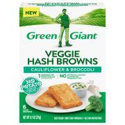 Green Giant Veggie Cauliflower & Broccoli Hash Browns