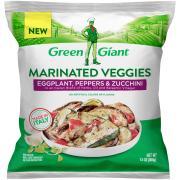 Green Giant Marinated Veggies Eggplant, Peppers & Zucchini