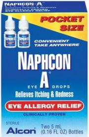 Naphcon Allergy Relief Eye Drops