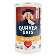 Quaker Old Fashioned Oats