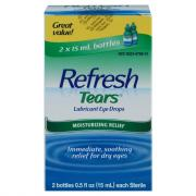 Allergan Refresh Tears Eye Drops