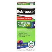 Robitussin Max Nighttime Cough DM