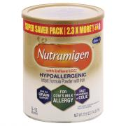 Nutramigen with Enflora LGG Infant Formula Powder with Iron