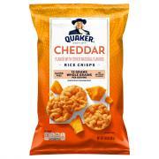 Quaker Popped Cheddar