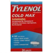Tylenol Cold Multi Symptom and Pain Daytime Cool Burst