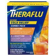 Theraflu Day & Night Severe Cold & Cough