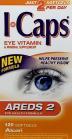 I-caps Eye Vitamin Areds 2 Softgels