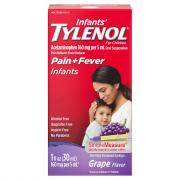 Tylenol Infants' Grape Flavor