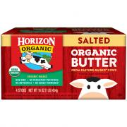 Horizon Organic Butter Quarters