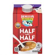 Horizon Organic Half & Half Cream