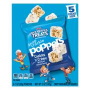 Kellogg's Rice Krispies Treats Cookies N' Cream Poppers