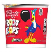 Kellogg's Froot Loops In A Cup Cereal