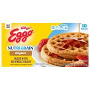Eggo Nutri-Grain Whole Wheat Waffles