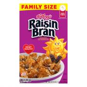 Kellogg's Raisin Bran Family Size Cereal