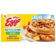 Eggo Low Fat Nutri-Grain Waffles