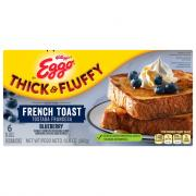 Eggo Thick & Fluffy Blueberry French Toast