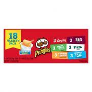 Pringles 6-Flavor Snack Stacks