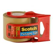 3M Heavy Duty Mailing Tape with Dispenser