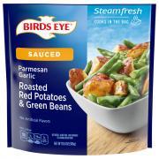 Birds Eye Steamfresh Roasted Red Potatoes & Green Beans