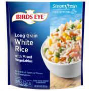 Birds Eye Steamfresh Long Grain White Rice w/Vegetables