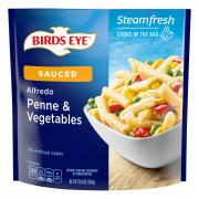 Birds Eye Steamfresh Penne & Vegetables with Alfredo Sauce