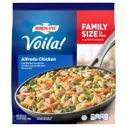 Birds Eye Voila! Alfredo Chicken Family Size