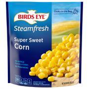 Birds Eye Steamfresh Super Sweet Corn