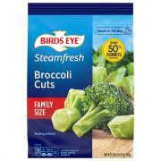 Birds Eye Steamfresh Broccoli Cuts Family Size