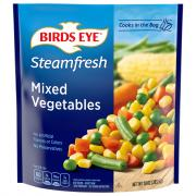 Birds Eye Steamfresh Mixed Vegetables