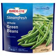 Birds Eye Steamfresh Premium Whole Green Beans