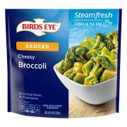 Birds Eye Steamfresh Broccoli & Cheese Sauce