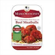 Mama Mancini's Meatballs with Sauce