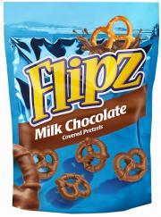 Flipz Milk Chocolate Mix