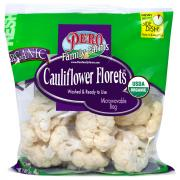 Pero Family Farms Organic Cauliflower Florets
