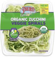 Pero Family Farms Organic Zucchini Veggie Spirals