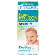 Mylicon Infants' Gas Relief Dye Free Drops