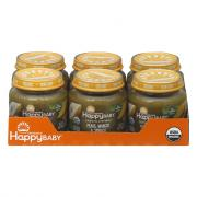 Happy Baby Stage 2 Jar Pears, Mangos & Spinach