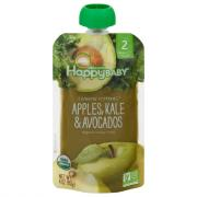 Happy Baby Stage 2 Apples, Kale & Avocados