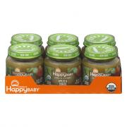 Happy Baby Stage 2 Jar Apple & Spinach