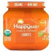 Happy Baby Stage 1 Jar Carrots