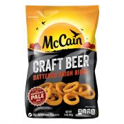 McCain Craft Beer Batter Onion Rings