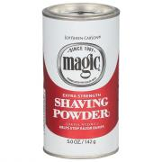Magic Shave Red Shaving Powder