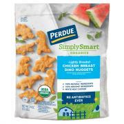 Perdue Simply Smart Organic Chicken Dino Nuggets