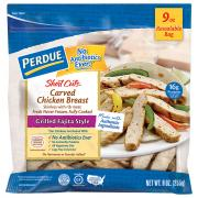 Perdue Grilled Fajita Style Chicken Breast Short Cuts