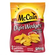 McCain Dip'n Potato Wedges