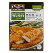 Coleman Organic Breaded Chicken Breast Tenders
