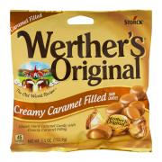 Werther's Creamy Caramel Filled Candies