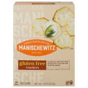 Manischewitz Gluten Free Salted Crackers