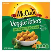 McCain Veggie Taters Potato, Broccoli & Cheddar