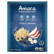 Amara Oats n Berries Organic Baby Food Second Stage